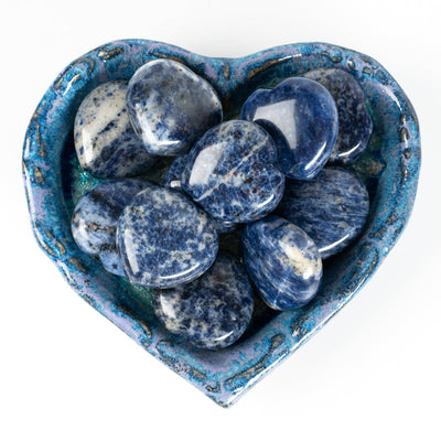 Sodalite Hearts-Crystal Magic online