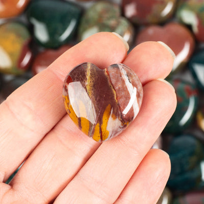Bloodstone Hearts-Crystal Heart-Crystal Magic online