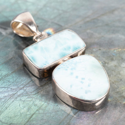 Larimar Pendant-Jewelry: Pendant-Crystal Magic online