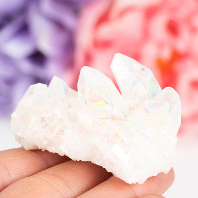 Angel Aura Quartz Cluster-Crystal Cluster-Crystal Magic online