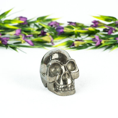 Pyrite Skull - Crystal Magic online