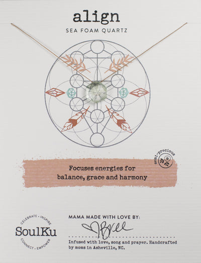 SoulKu Sacred Geometry Necklaces-Crystal Magic online