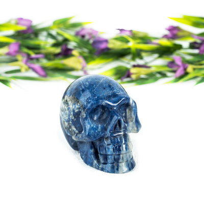 Sodalite Skull-Crystal Magic online