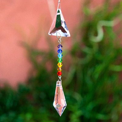 Crystal Arrows Suncatcher - Crystal Magic online