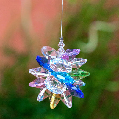 Pastel Starburst Suncatcher - Crystal Magic online