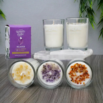 Bee Lucia Wellness Candles - Crystal Magic online