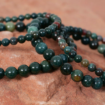 Bloodstone Bracelet - Crystal Magic online