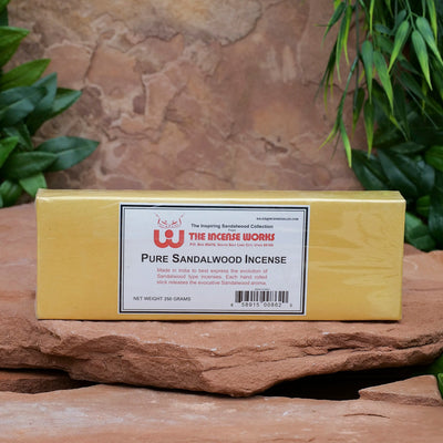 Pure Sandalwood Incense - Crystal Magic online