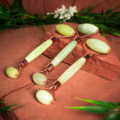 Jade Massage Roller - Crystal Magic online