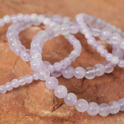 Lavender Amethyst Bracelet - Crystal Magic online