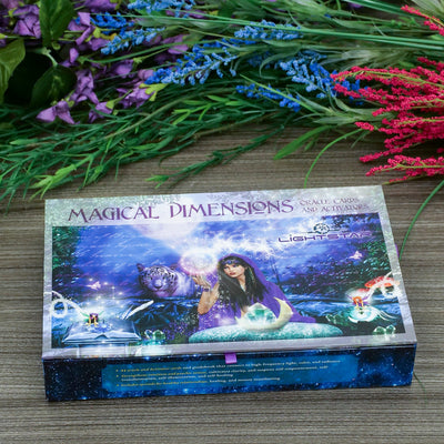 Magical Dimensions Oracle Cards & Activators - Crystal Magic online