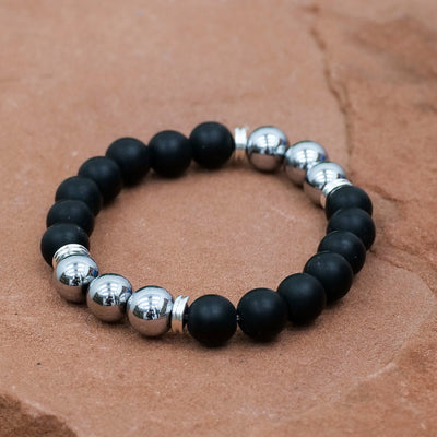 Mens Gemstone Bracelets - Crystal Magic online