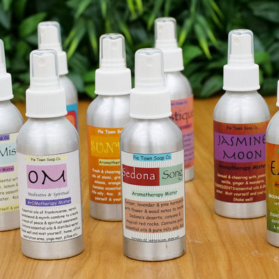 Pie Town Aromatherapy Spritzers - Crystal Magic online