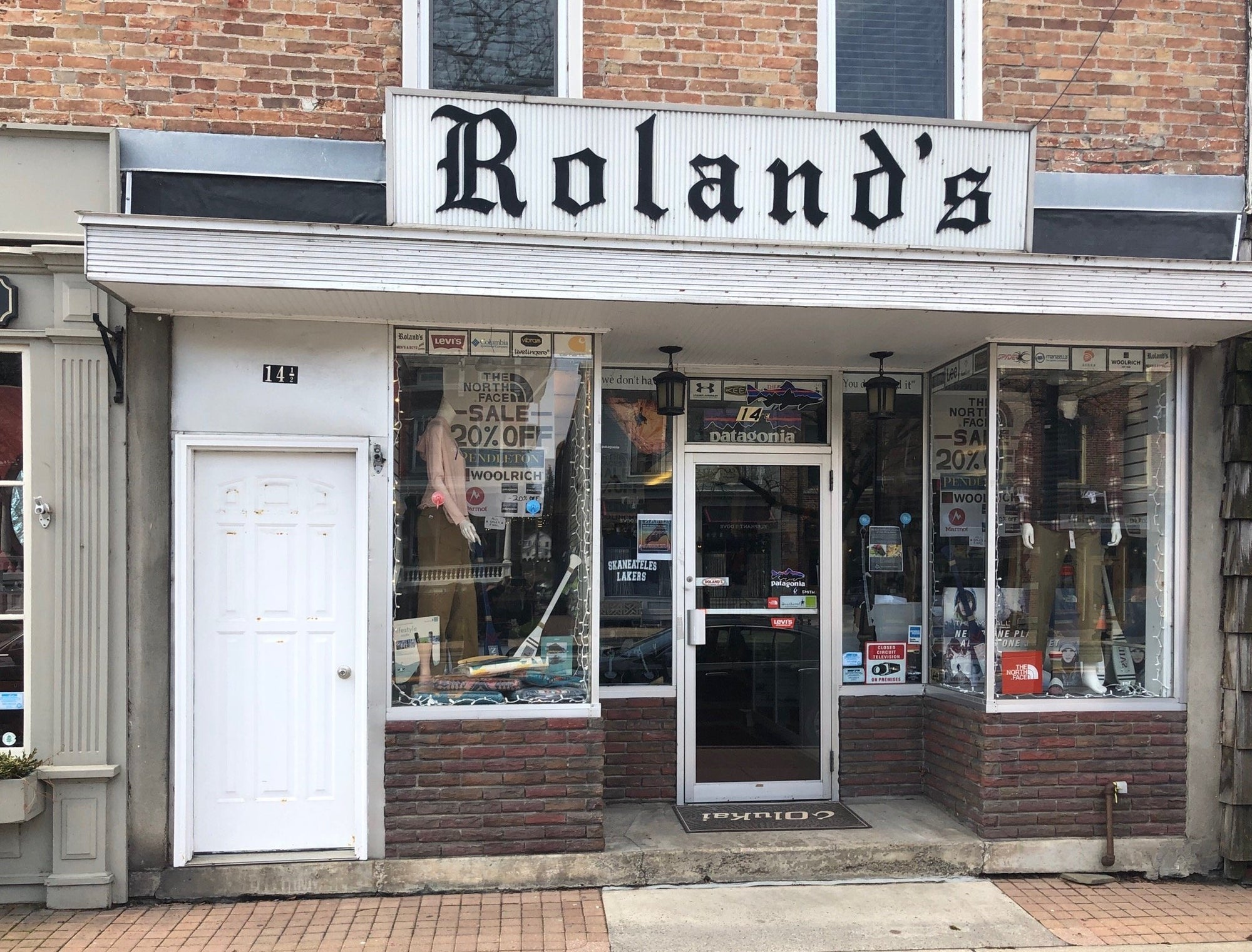 Roland's Men and Boys