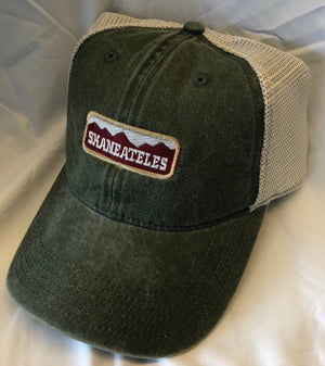 Skaneateles Trucker Hat - Green