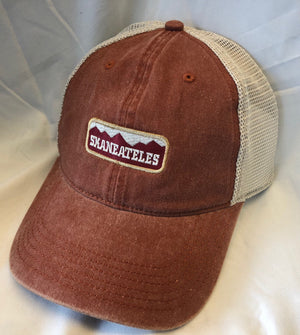 Skaneateles Trucker Hat - Orange
