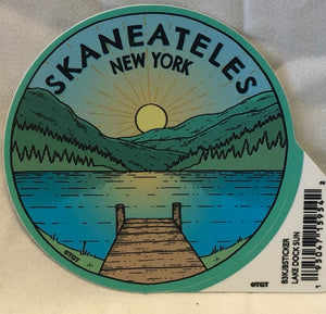 Skaneateles Sticker