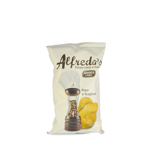 Amica Chips, Potato Chips with Black Pepper