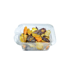 Roasted Carrots with Pistachio Pesto* (Serves 4)