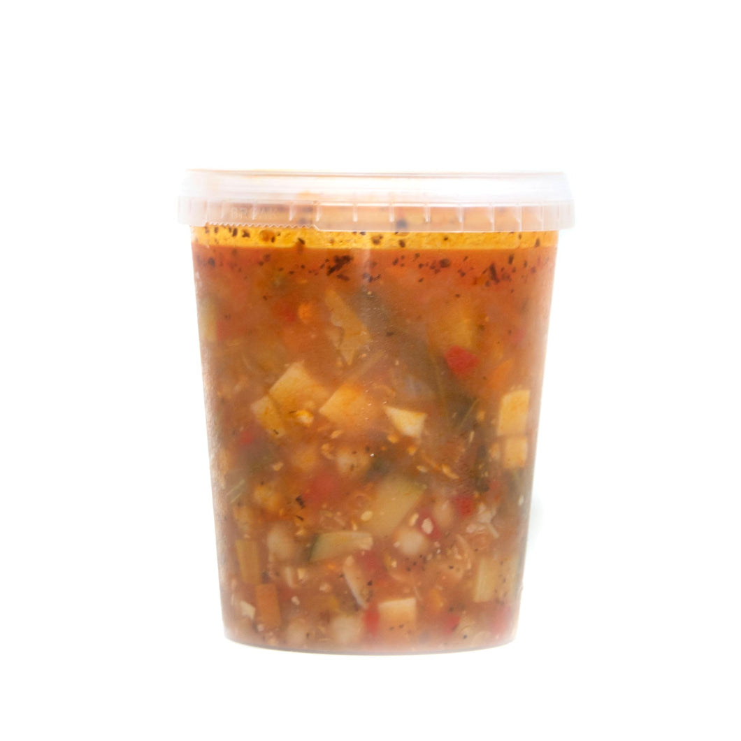 Vegetable Minestrone Soup (1 quart)*