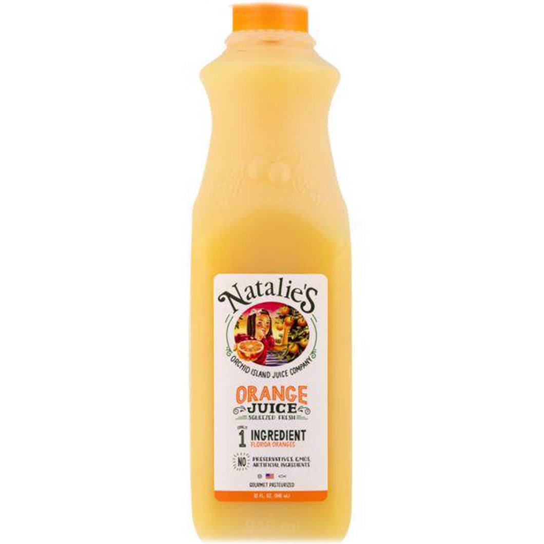 Natalie's Orchid Island Juice Co., Orange Juice*