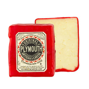 Plymouth Artisan Cheddar Cheese (.5lbs)