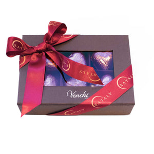 Small Venchi Valentine's Day Chocolate Box - Milk