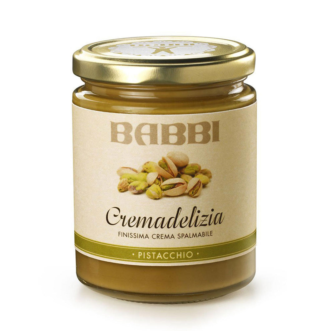 Babbi, Pistachio Spread (5.3oz)