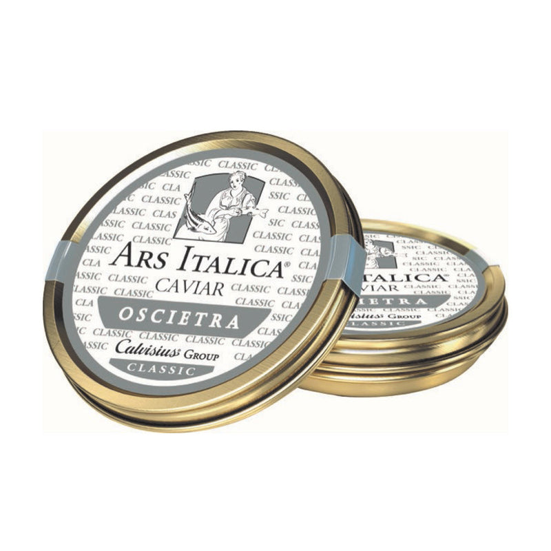 Oscietra Sturgeon Caviar (1.75oz)