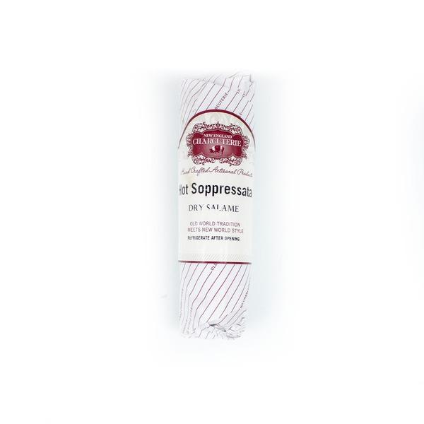 New England Charcuterie Hot Soppressata (5 oz)