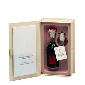 Acetaia Dodi, 12-year Aged Balsamic Vinegar from Reggio Emilia DOP (3.4 oz)*