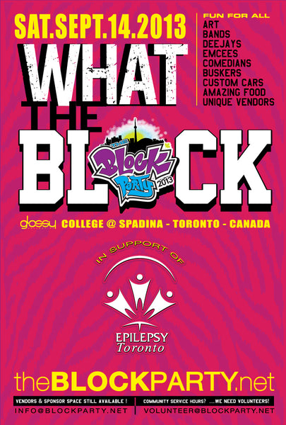 #TheBlockParty #EpilepsyToronto #SolidApparel #SolidSoldiers #Solid1ne #GlossyCollective