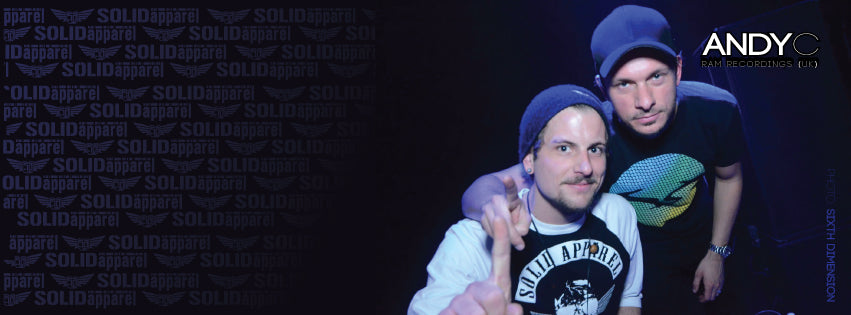 #AndyC with @Solid1ne #SolidApparel #SolidSoldier