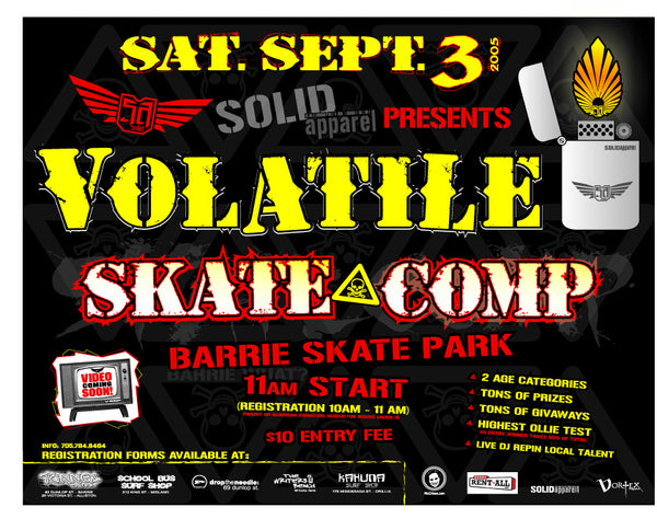 #SolidApparel #Skate #Barrie #SOlidSoldiers