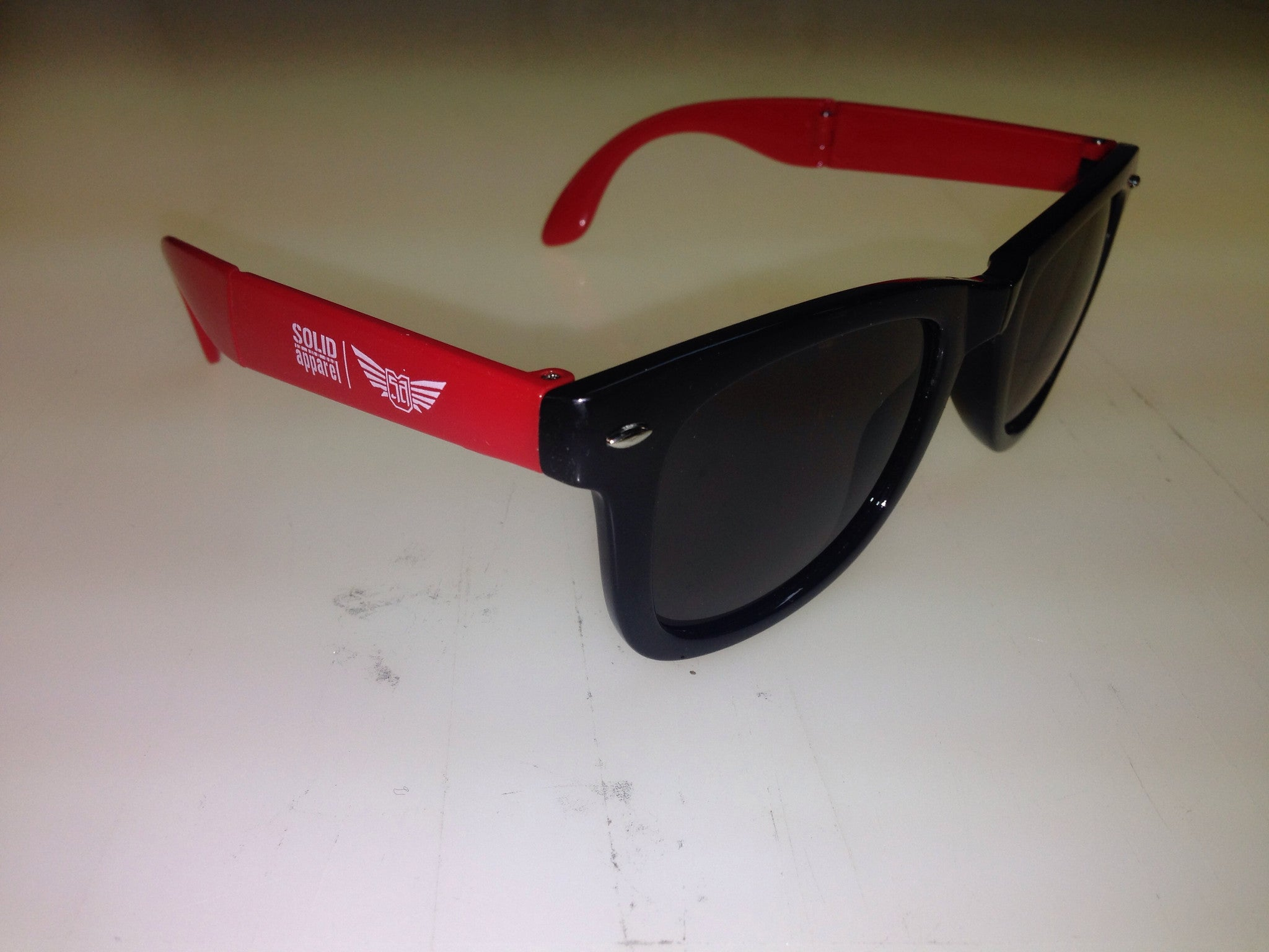 Solid Sunny's  -  Collapsable Sunglasses