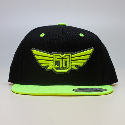 AV8 - SNAP BACK - Neon Yellow
