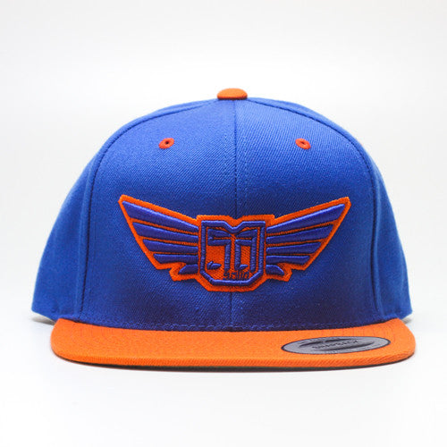 AV8 - SNAP BACK - Blue / Orange