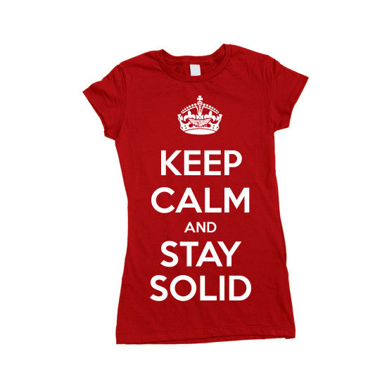 SOLID APPAREL - STAY SOLID - Womens
