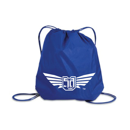 SOLID APPAREL - CLINCH / SHOE BAG - BLUE