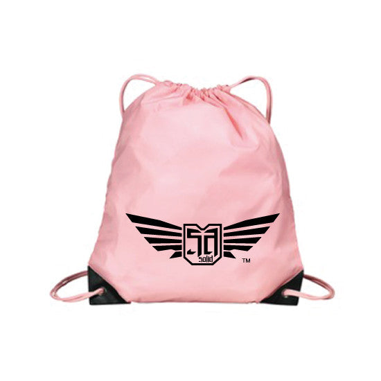 SOLID APPAREL - CLINCH / SHOE BAG - PINK