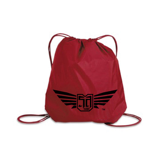 SOLID APPAREL - CLINCH / SHOE BAG - RED