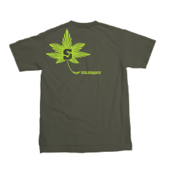 Spark It Up - MENS T-Shirt - Army