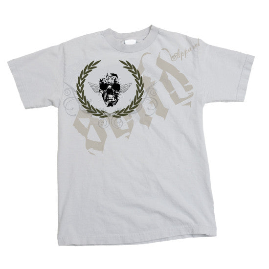 TO THE DEATH - MENS T-Shirt - WHITE