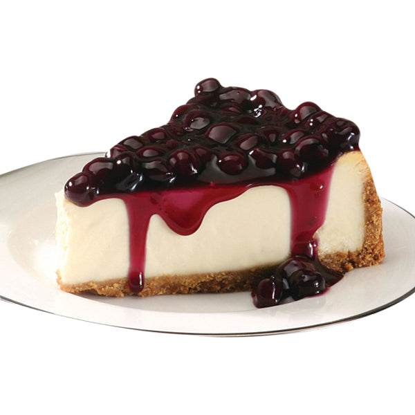 Blueberry Cheesecake Slice (Contains Egg)