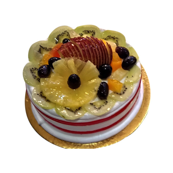 Fresh Fruit Gateaux