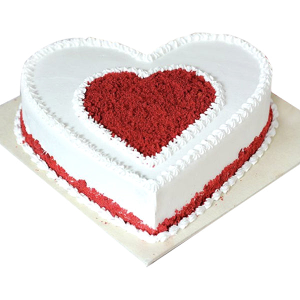 Heart Shaped Goodness - Red Velvet