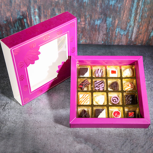 Belgian Chocolate Gift Boxes