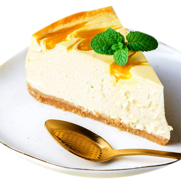 Mango Cheesecake Slice (Contains Egg)