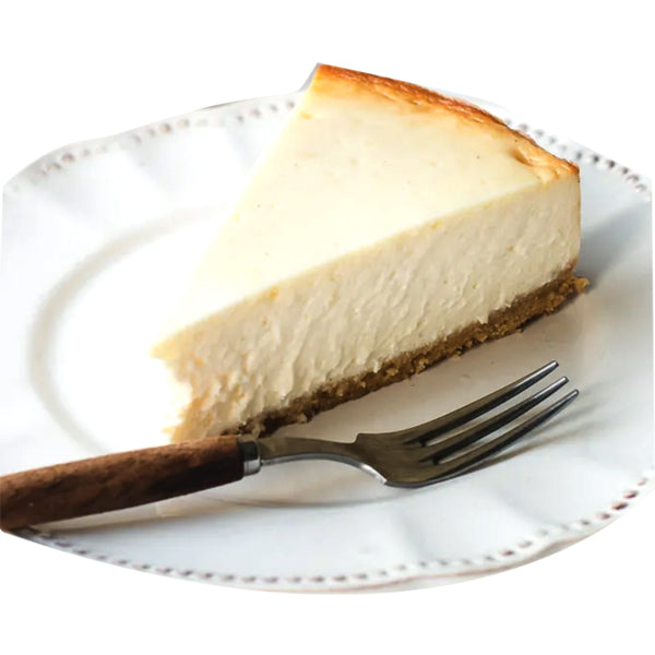 New York Classic Cheesecake Slice (Contains Egg)