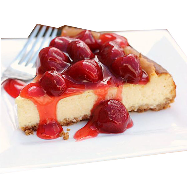 Strawberry Cheesecake Slice (Contains Egg)